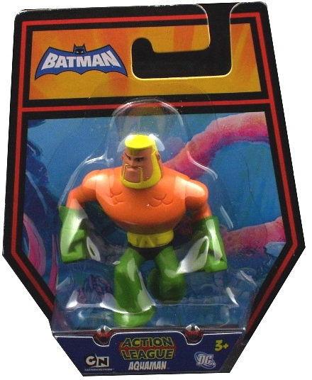 Mini figurki wzór 2 Batman