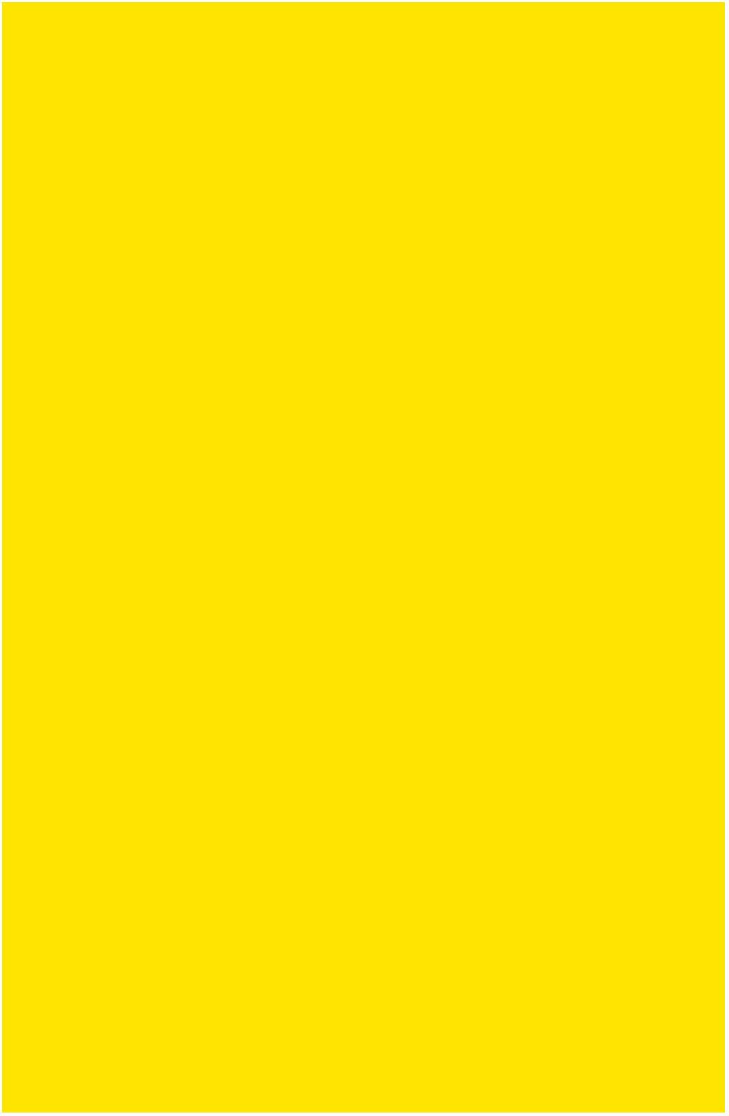 Karton kolor A1 cytrynowy Lux Interdruk 102