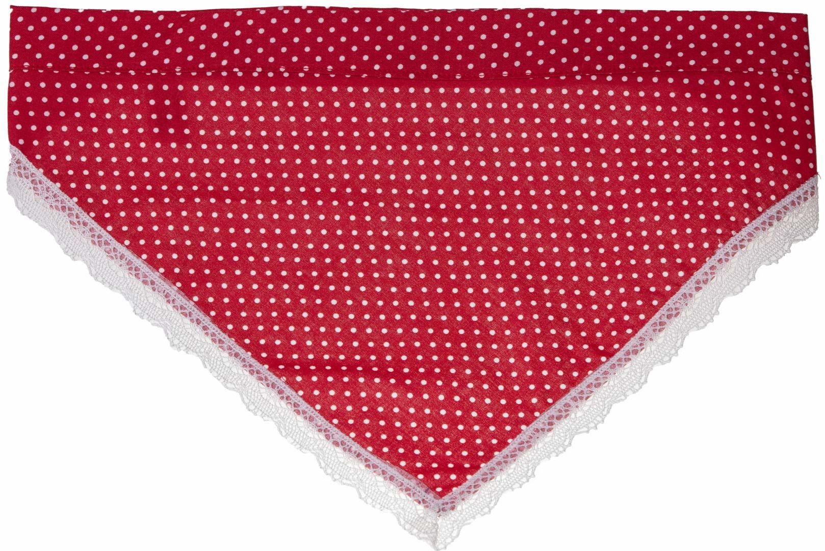 MICHI MICHI-SCBAN02-S Bandana PUPI Scarf Red S bandana dla psów
