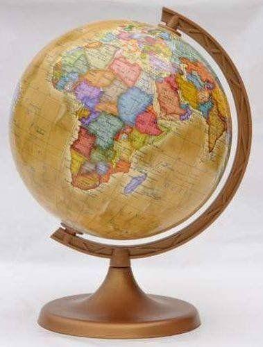 Globus 160 retro w pudełku