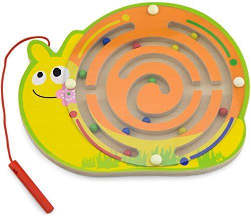 Viga Toys 59966 ślimak do gier magnetycznych