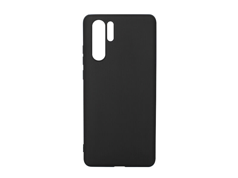 Huawei P30 Pro - etui na telefon Soft Flex - czarny