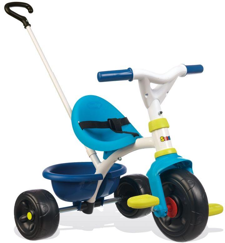 Rowerek Trójkołowy Be Fun Niebieski Smoby LK