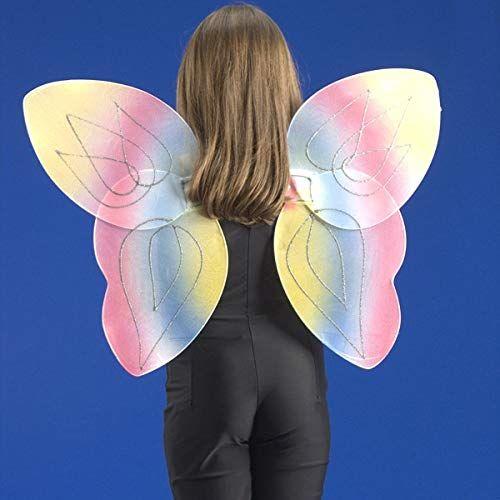 Carnival 05312  skrzydło motyla Multicolor w kopercie z zaciskiem kierownicy, 48 x 46 cm.