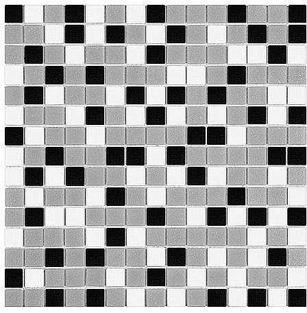 DUNIN Q-series mozaika Qmx White