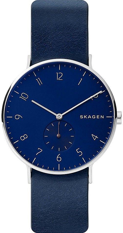 Zegarek Skagen SKW6478 AAREN Reversible Strap - CENA DO NEGOCJACJI - DOSTAWA DHL GRATIS, KUPUJ BEZ RYZYKA - 100 dni na zwrot, możliwość wygrawerowania dowolnego tekstu.