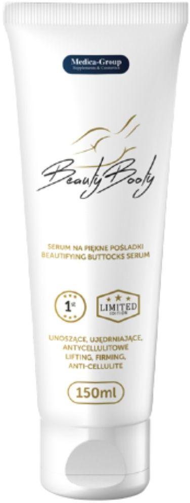 Beauty Booty Medica Group Krem na Jędrne Pośladki 150ml - na cellulit 100% DYSKRECJI BEZPIECZNE ZAKUPY
