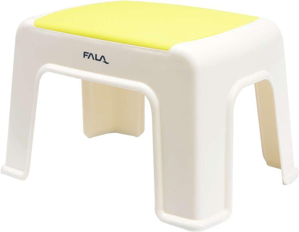 Stołek plastikowy Fala 75915 - ZYSKAJ RABAT 30 ZŁ
