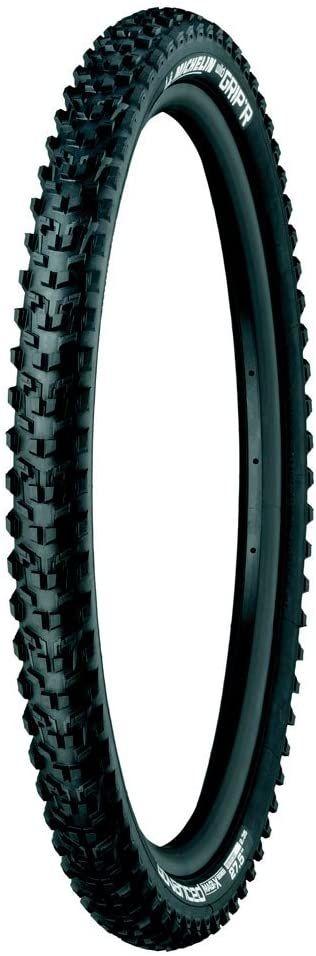 Michelin Wild Grip opony rowerowe, czarne, 27,5 x 2,10/54-584