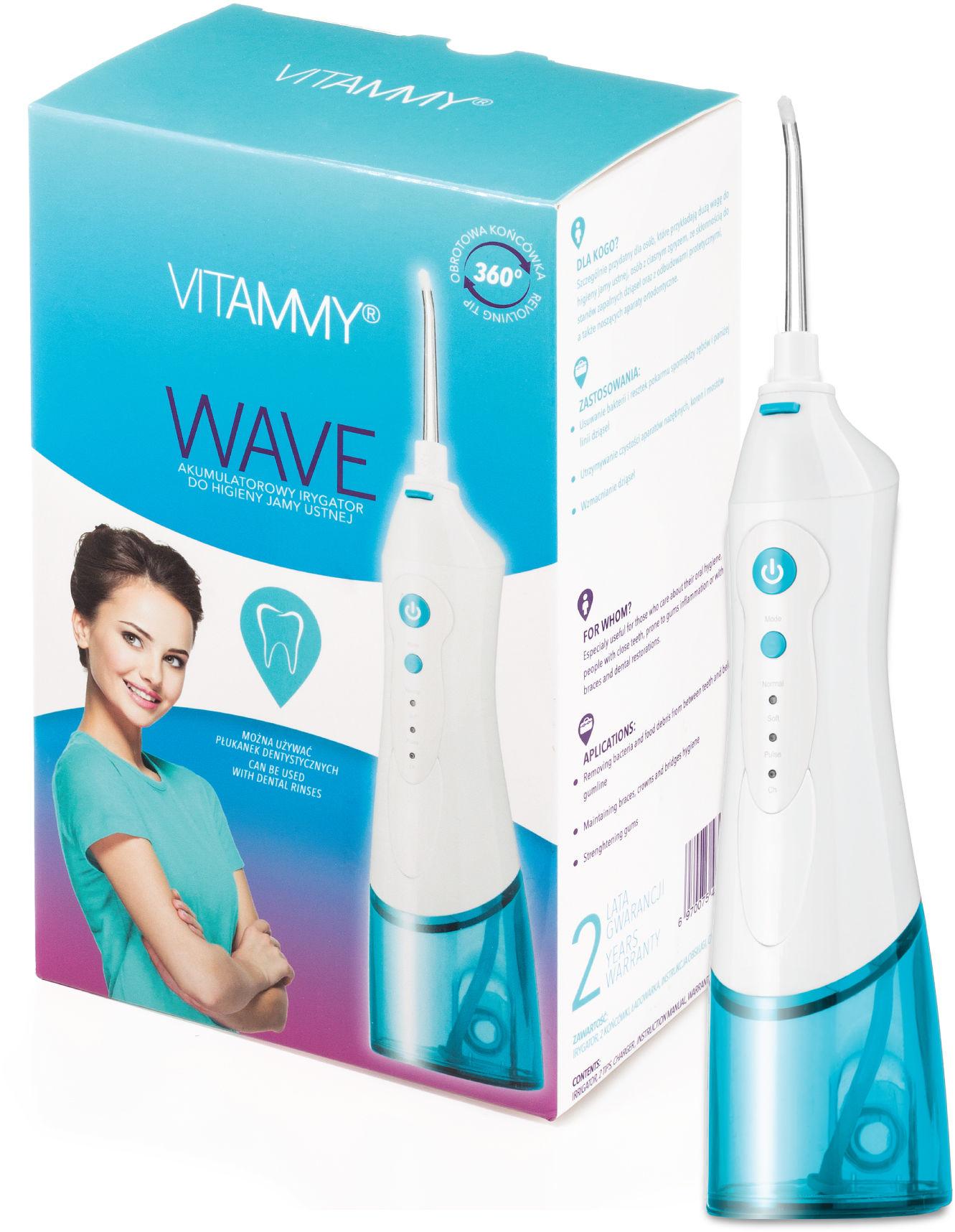 Vitammy Wave Irygator dentystyczny