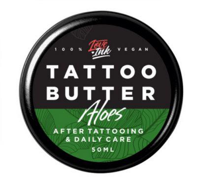 Masło Krem do Tatuażu Loveink Aloes 50ml