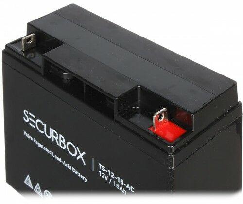 AKUMULATOR 12V/18AH-SECURBOX