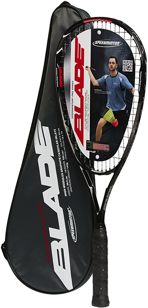 Speedminton  Racket Blade  Speed Badminton/Crossminton rakieta turniejowa w zestawie z torbą na rakietę