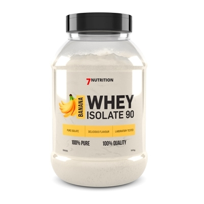 Whey Isolate 90 500g
