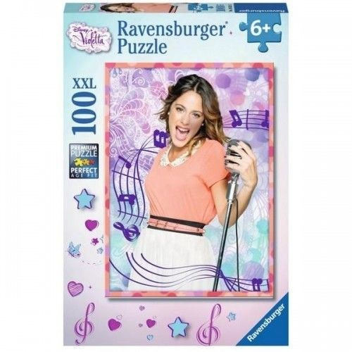 Ravensburger - Violetta 100 elem. 105212