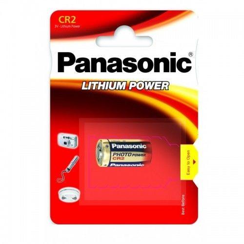 Bateria Panasonic CR2 Lithium Power (Instax Square SQ6)