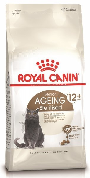 Royal Canin Senior 12+ Ageing Sterilised 2kg