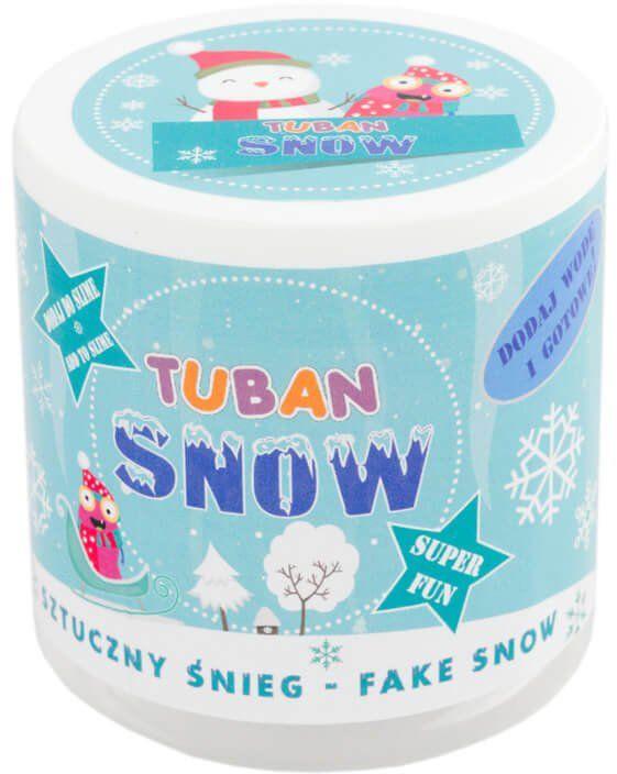 Sztuczny śnieg 3 g - 125 ml