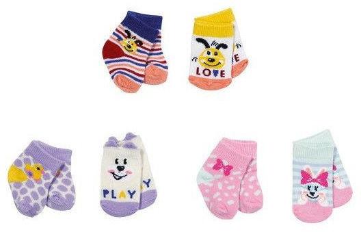 BABY Born - Skarpetki dla lalki 2-pak 828304 A