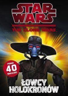 Star Wars: The Clone Wars - Łowcy holokronów - praca zbiorowa