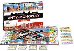 Anty-Monopoly Polska ZAKŁADKA DO KSIĄŻEK GRATIS DO KAŻDEGO ZAMÓWIENIA