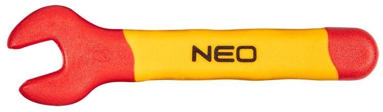 Klucz płaski 6mm 1000V 01-110
