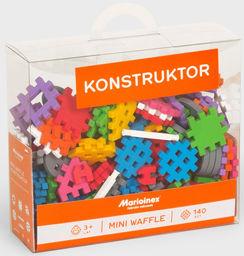 MARIOINEX Mini Wafle Konstruktor 140 el. 902363