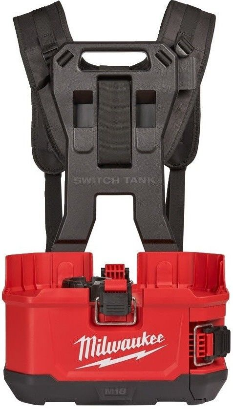 Opryskiwacz plecakowy Milwaukee M18 BPFPH-401