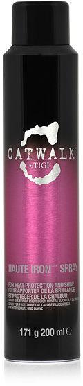 Tigi Catwalk Haute Iron Spray Lekki spray termoochronny 200 ml