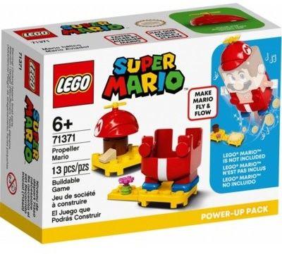 LEGO Super Mario - Helikopterowy Mario - dodatek 71371