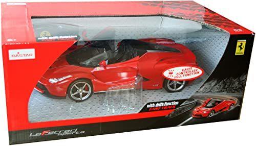 Rastar 1006 samochód z pilotem zdalnego sterowania, czerwony