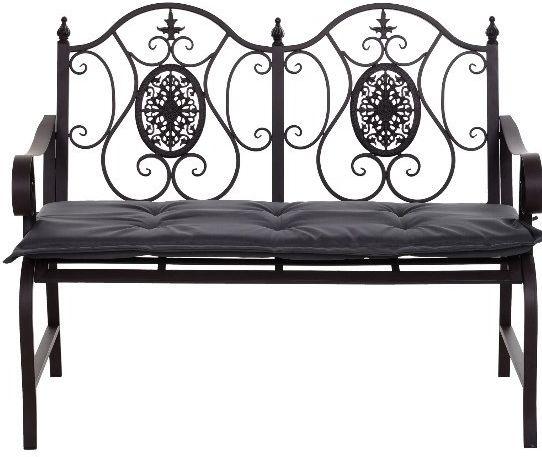 Poduszki na ławkę zestaw poduszka szare