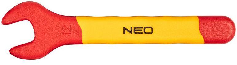 Klucz płaski 12mm 1000V 01-116