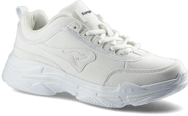 Sneakersy KANGAROSS 39106 000 0000 Gator White