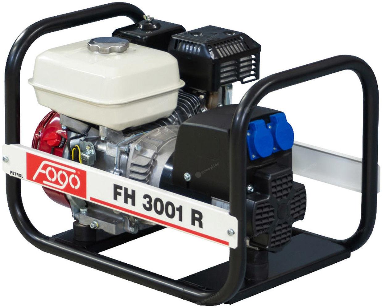 Agregat prądotwórczy Fogo FH 3001 R