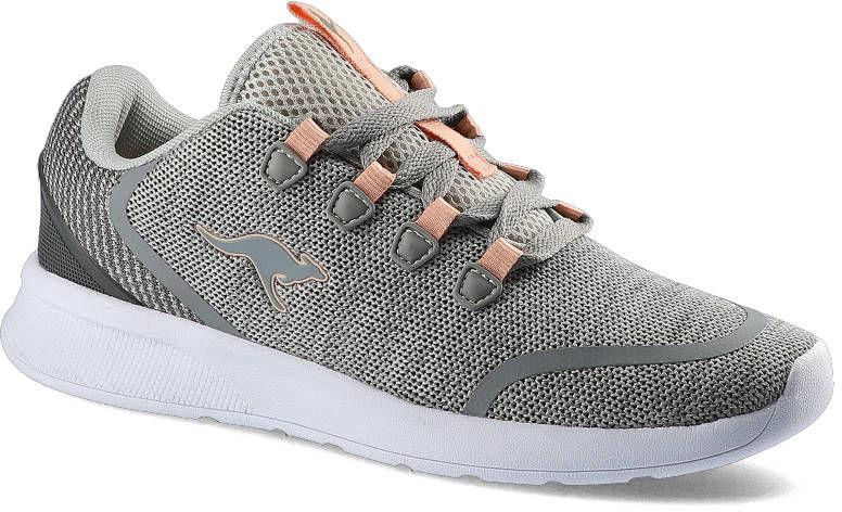 Sneakersy KANGAROSS 18318 000 2075 Kf Lock Vapor Grey/Dusty Rose