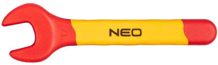 Klucz płaski 17mm 1000V 01-121