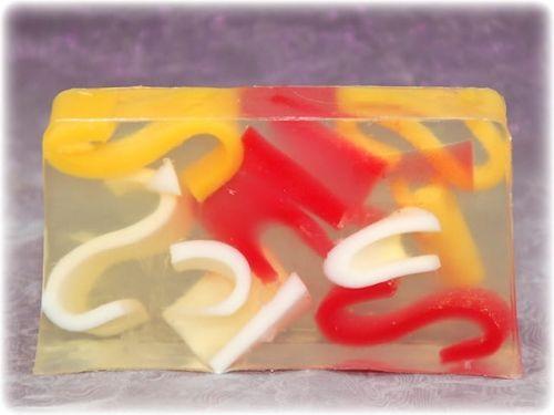 CITRUS GARDEN - mydło glicerynowe na wagę