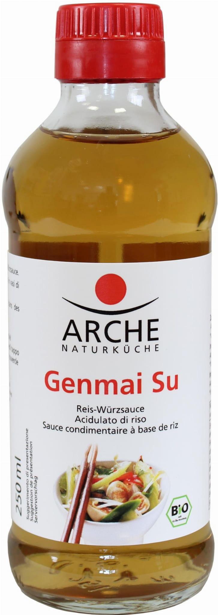 Ocet ryżowy genmai su bio 250 ml - arche