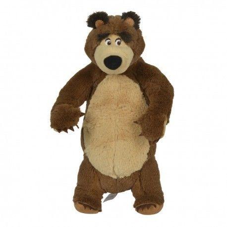 Maskotka Masza Pluszowy Niedźwiedź 25 cm