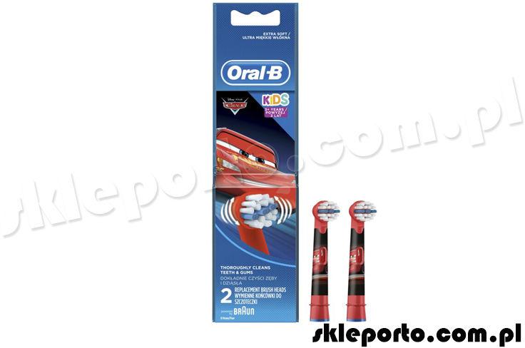 Oral-b Stages Power końcówki dla dzieci do szczoteczki elektrycznej - AUTO / 2szt /