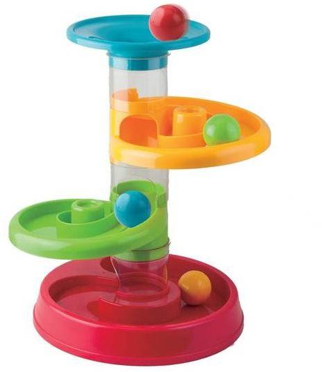 Zjeżdżalnia dla piłeczek - Smily Play