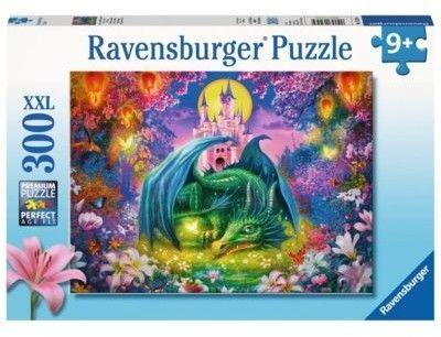 Ravensburger - Magiczny jednorożec 300 el. 130450