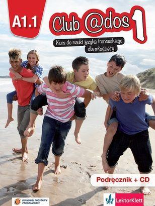 Club @dos 1 Podręcznik ZAKŁADKA DO KSIĄŻEK GRATIS DO KAŻDEGO ZAMÓWIENIA