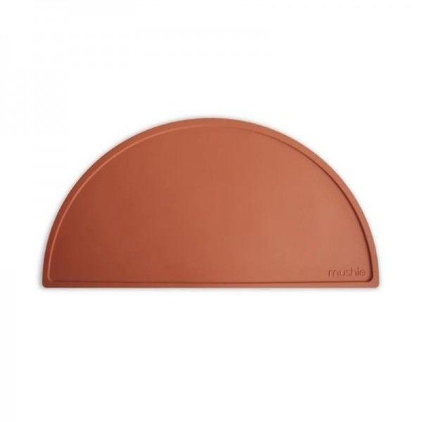 mushie - Mushie - Podkładka Silikonowa na Stół Clay