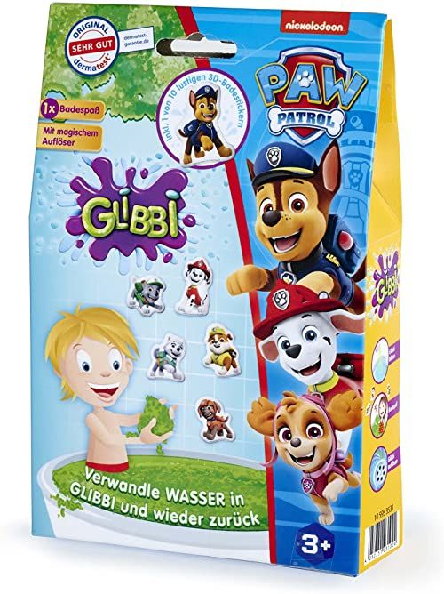 Simba 105953531 Glibbi Paw Patrol zabawka do wanny