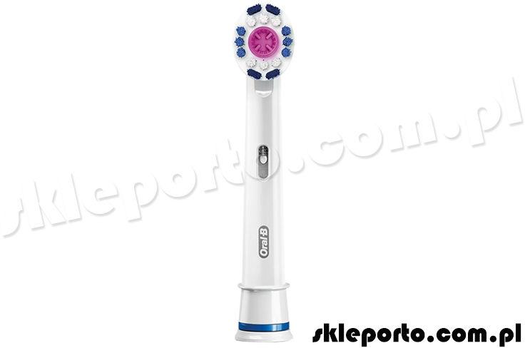 Oral-b 3DWHITE końcówka do szczoteczki elektrycznej / 1 szt /