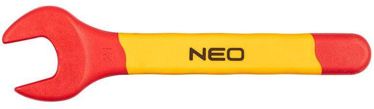 Klucz płaski 21mm 1000V 01-124