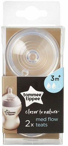 Smoczek Tommee Tippee 3m+ średni