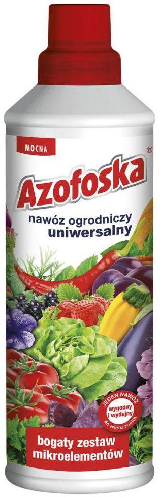 Nawóz uniwersalny AZOFOSKA 1,2 kg AZOFOSKA